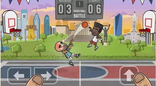 Game Bola Basket Terbaik di Android-5