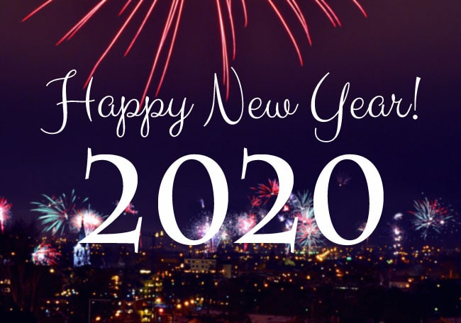 happy new year 2020 wishing quotes