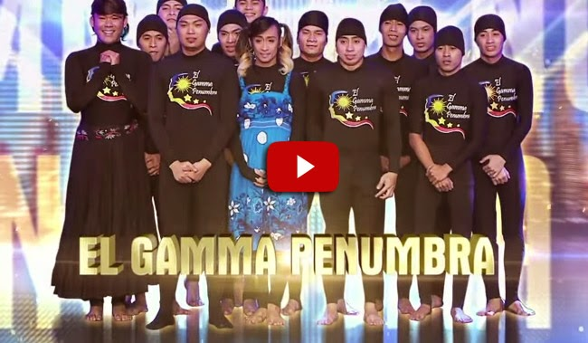 Watch El Gamma Penumbra Brought Home the Title of Asia's Got Talent 2015