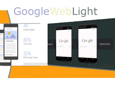 mengatasi penghasilan adsense turun akibat google weblight