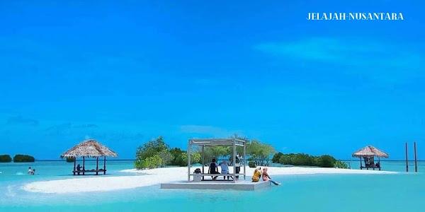 rencana perjalanan private trip pulau pari
