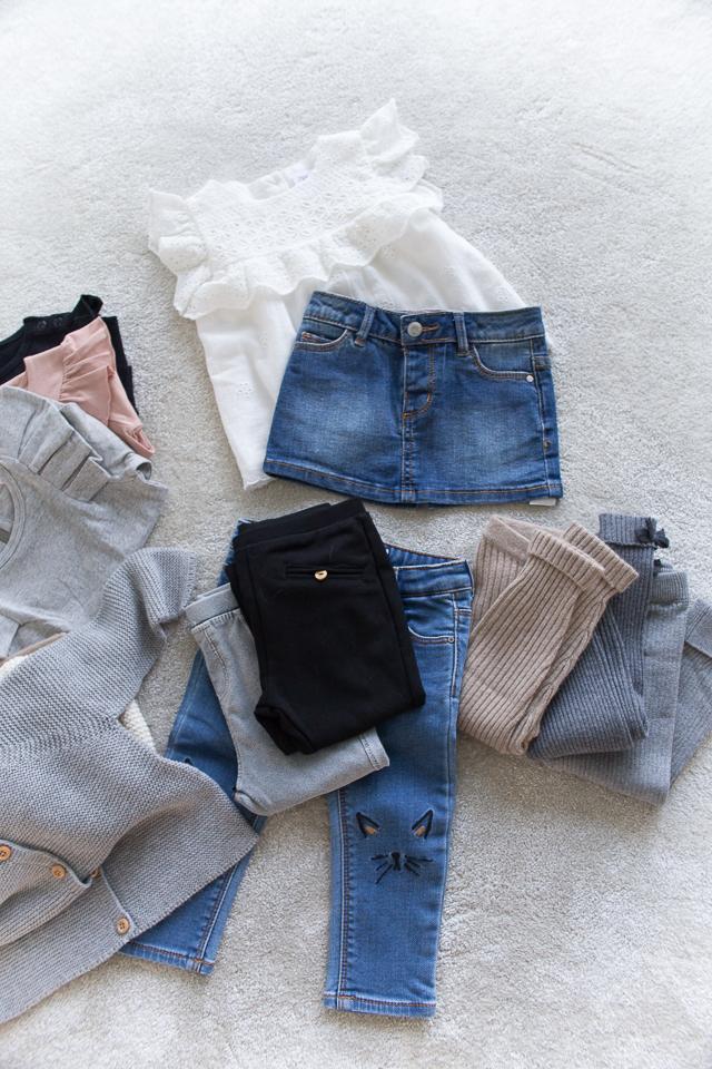 Villa H, pieniä vaatteita, lastenvaatteet, tytön vaatteet
