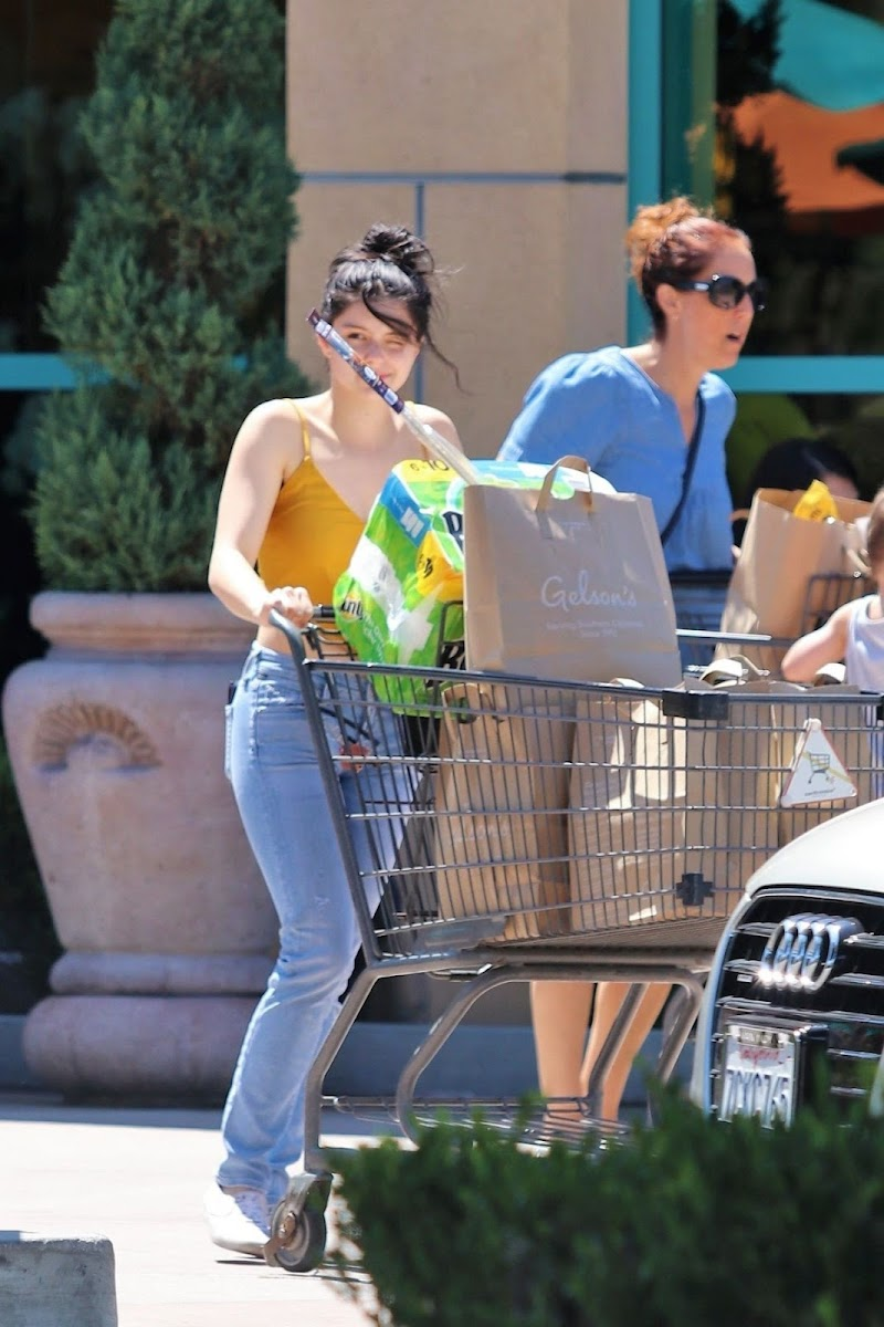 Ariel Winter Clicked Outside While Shopping in Los Angeles 4 Sep-2019