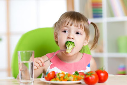 What Nutrients Do Your Child Need? Here the Must-eat Nutrients for Your Child