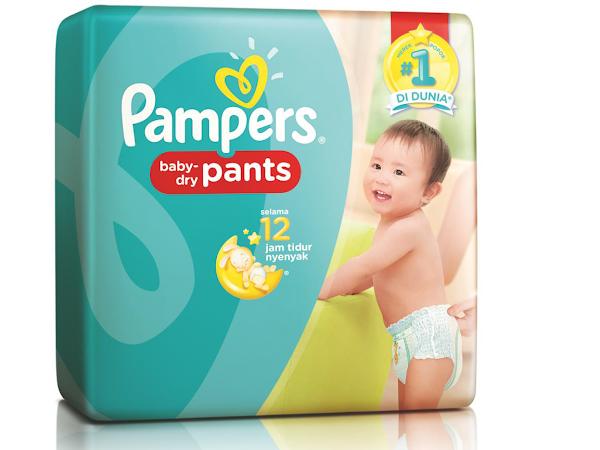 Pampers, Di Balik Senyum Pagi Bayi Indonesia