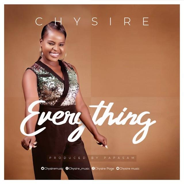 Listen: Chysire - 'Everything' || @chyrsirmusic