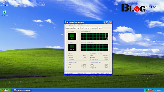 Download Windows XP Professional SP3