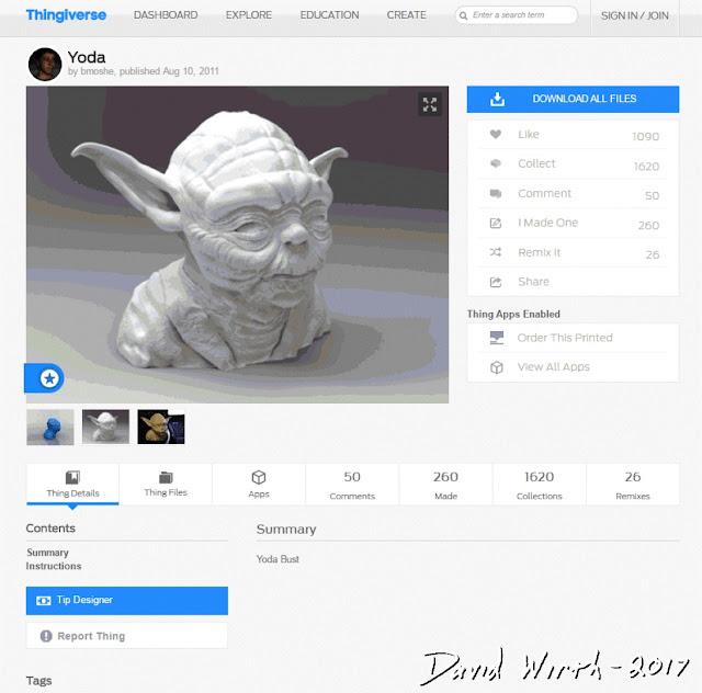 3D Print - SETTINGS - Cura Gcode Slicer