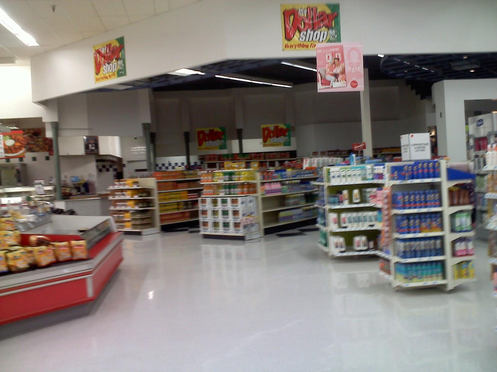 Avenue K Food Court Closed