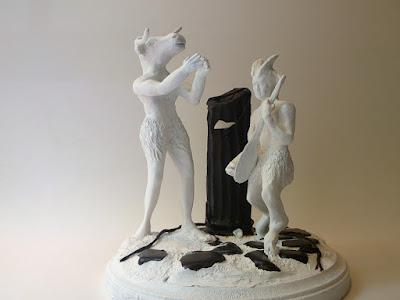 creative paperclay tutorial realistic sculpture