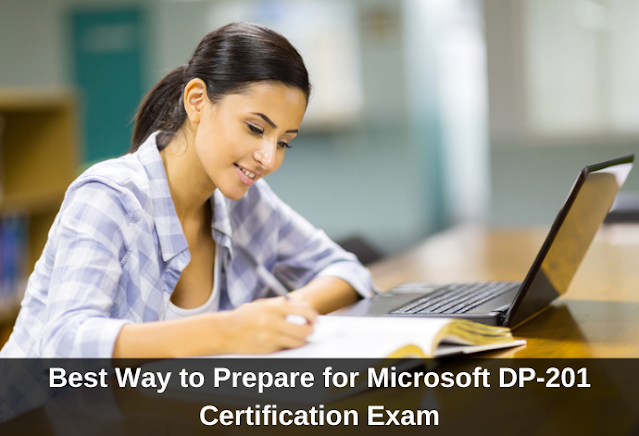 Reliable Microsoft DP-201 Certification Preparation Guide & Benefits