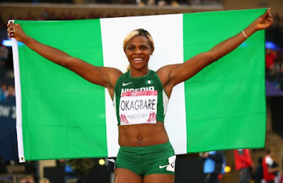 Asaba 2018: Nigeria wins fifth gold medal with women's 4x100m relay