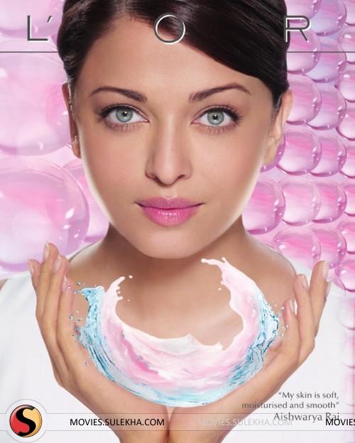 Aishwarya Rai Closeup Image