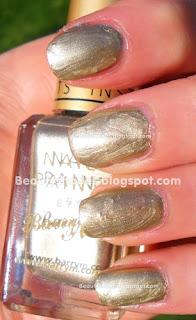 Barry M Gold Foil