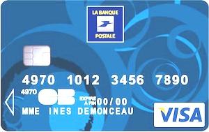 Carte Bancaire Prepayee La Poste.Carte Prepayee Banque Postale Carte