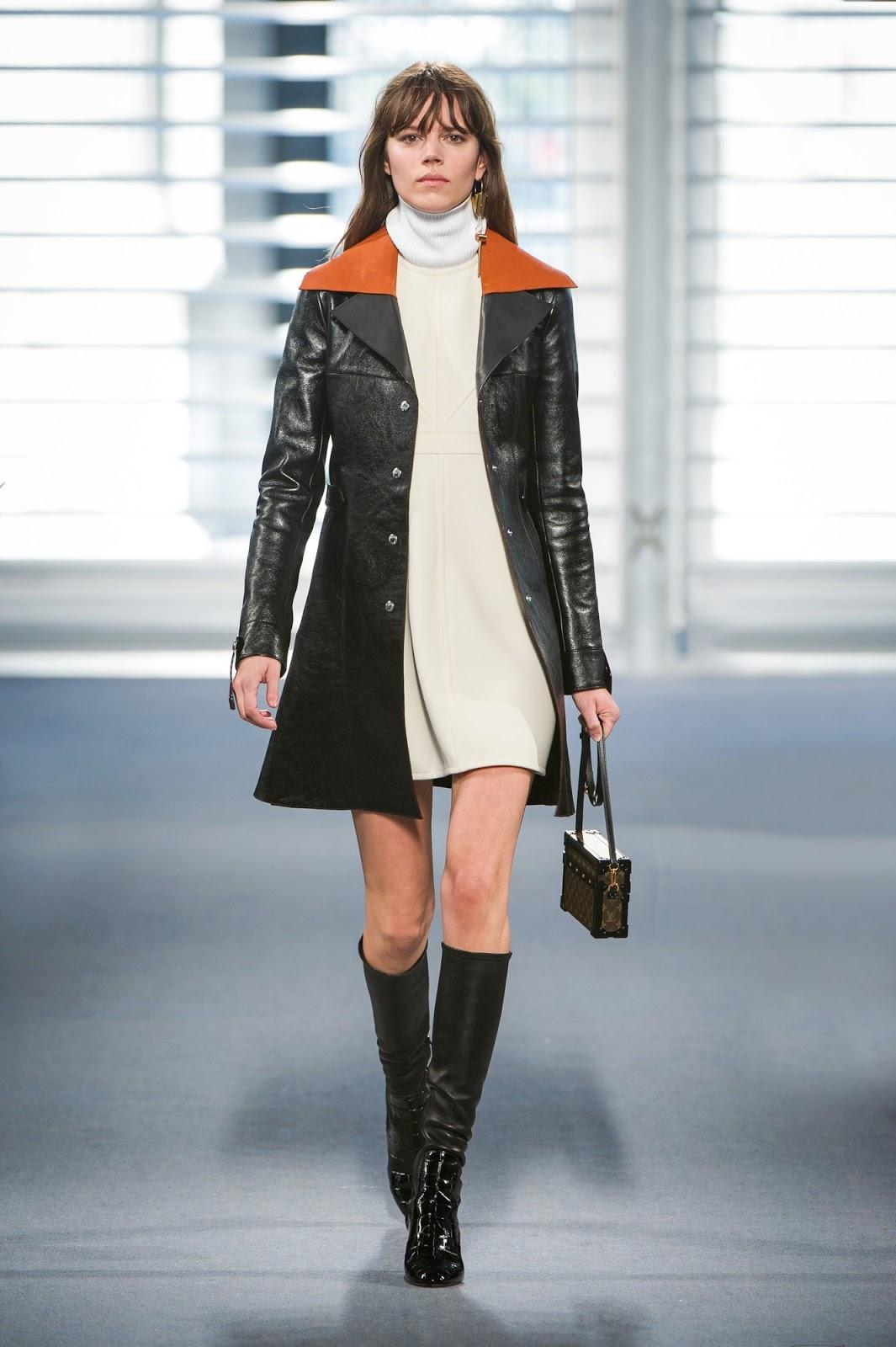 Louis Vuitton Women S Ready To Wear Fall Winter 2014 2015