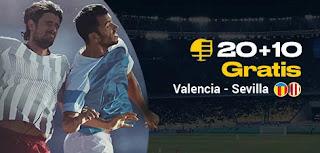 bwin promocion liga Valencia vs Sevilla 30-10-2019