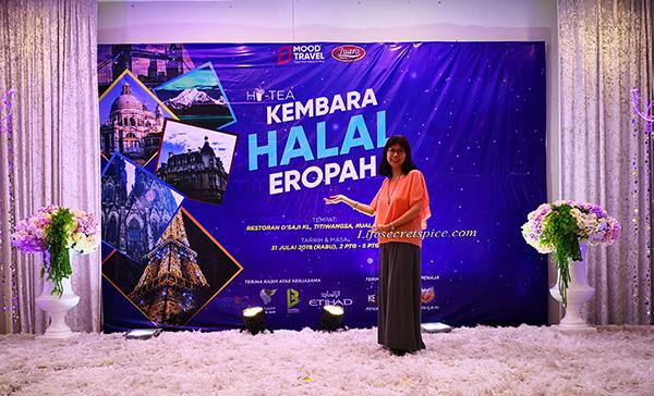 Best Halal Travel to Europe, Kembara Halal Eropah with Mood Travel