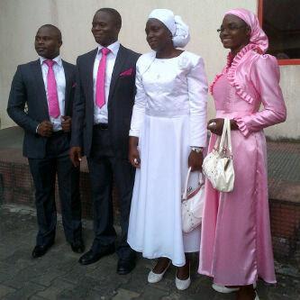 deeper life wedding photos