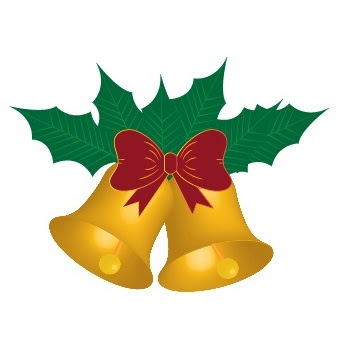 Christmas Bells Icon in Adobe Illustrator