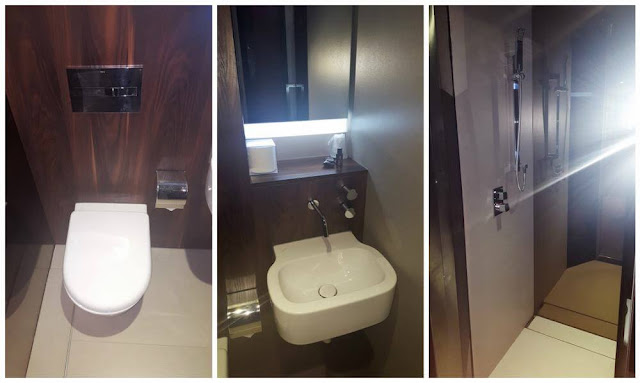 lavabo bloc hotel gatwick aseos