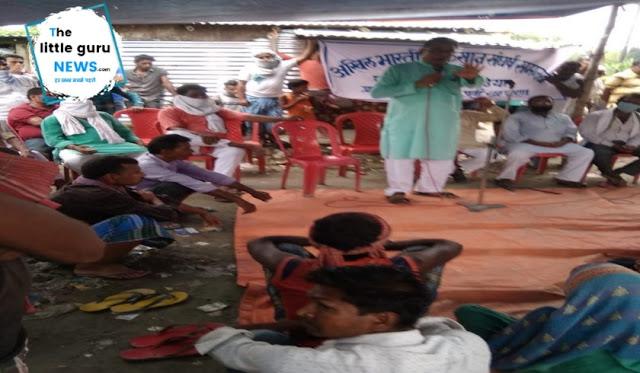 17 अगस्त से किसान-मजदूर-नौजवानों के अनिश्चितकालीन धरना
