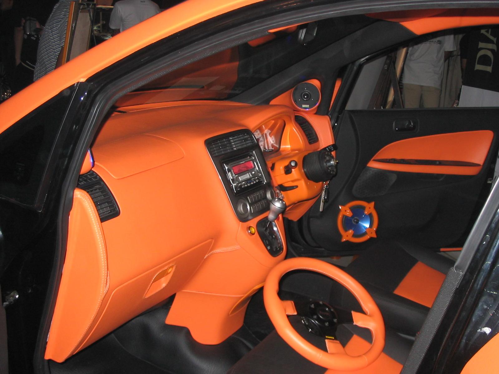 Modif Interior Audio Cars Techno New Car Concept