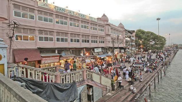 Gau Ghat Haridwar