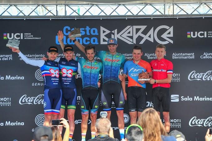 McConnel - Michiels y Ferreira - Becking son los vencedores de la Costa Blanca Bike Race 2020