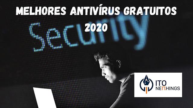 Os melhores antivírus gratuitos de 2020