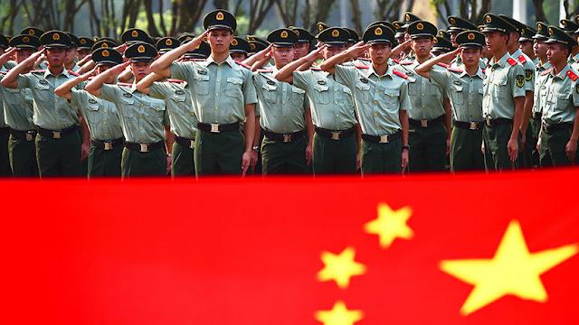 China reduce su Ejército de Tierra a la mitad y aumenta el tamaño de la Fuerza Aérea y Naval