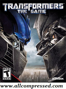 Transformers Pc Game Highly Compressed Free Download