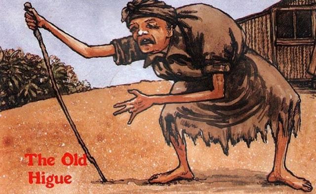 Ol 'Hige bruja jamaica