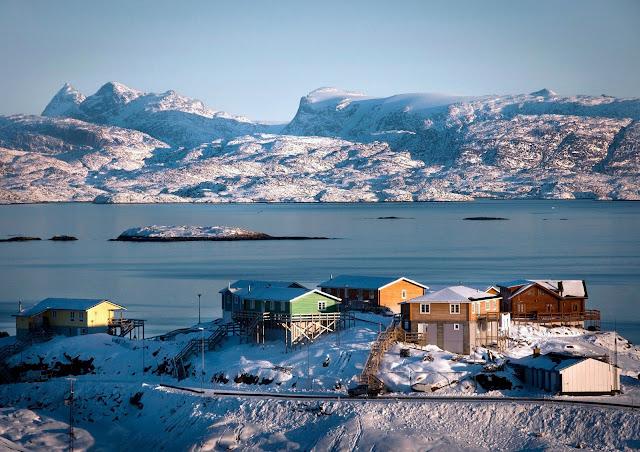 Resultado de imagem para Maniitsoq