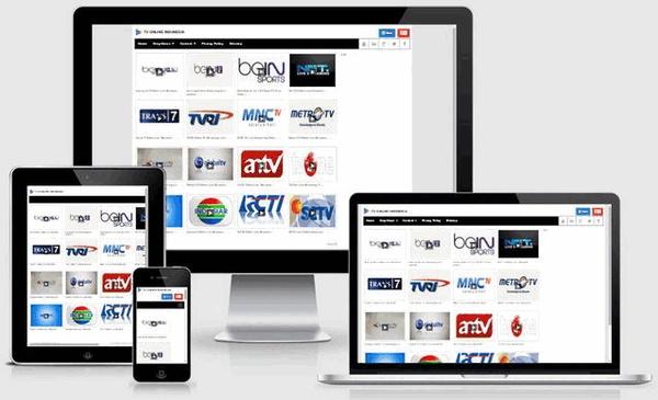 TV Online Blogger Templates
