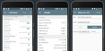 تطبيق Network Analyzer Pro الخاص بإدارة الشبكات مدفوع للأندرويد - تحميل مباشر