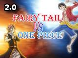فيري تيل ضد ون بيس  Game Fairy Tail Vs One Piece