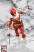 Power Rangers Lightning Collection Zeo Red Ranger 30
