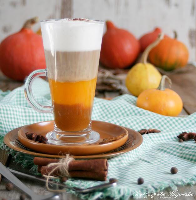 Pumpkin spice latte, czyli dyniowa latte