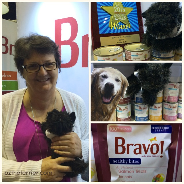 Congratulations Bravo Pet Foods on new canned food for dogs and cats