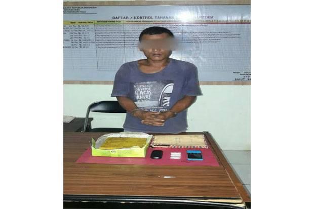 Kasus Penyelundupan Narkoba