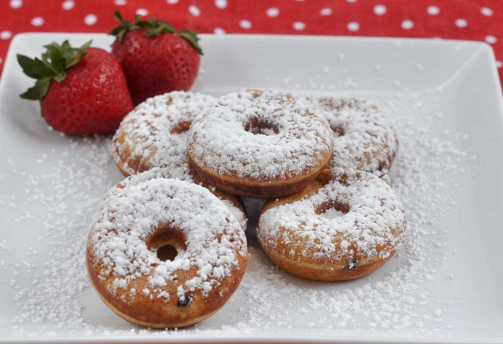 Beki Cook S Cake Blog Donuts For Dads Week