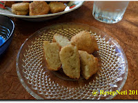 Resep Pempek Labu Siam ( Pempek with Chayote mixed Recipe )