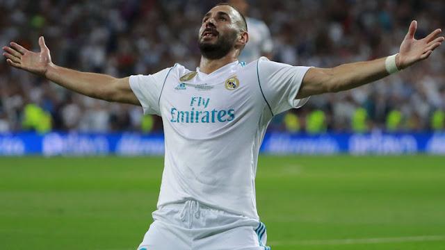 Benzema Dikabarkan Sepakat Dengan Arsenal