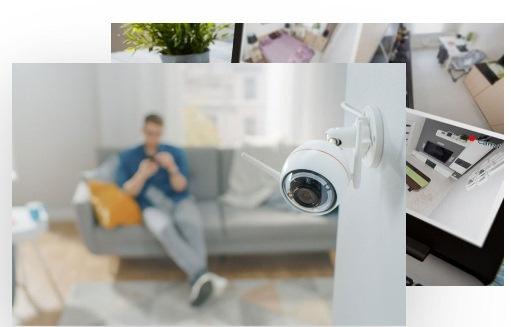 Seguridad mediante uso de Cámaras con Tecnología IP