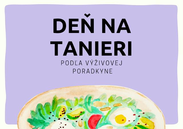 Deň na tanieri podľa výživovej poradkyne - marec