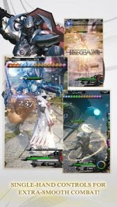 Game MOBIUS FINAL FANTASY Android