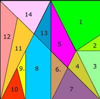 Tangram Stomachion Lorenzo Blanco Geometría