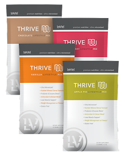 thrive premium lifestyle mix