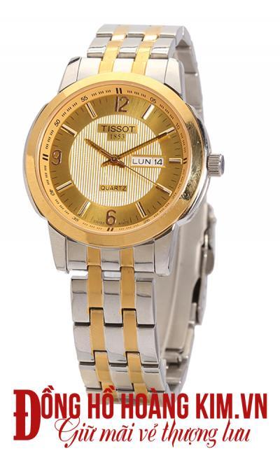 đồng hồ tissot nam chính hãng dây sắt